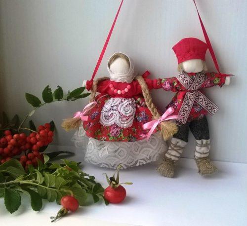 Виды кукол-оберегов на Руси и их значение в современном мире