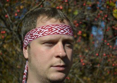 Мужские обереги у древних славян