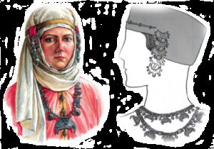 Значение оберега Лунница в жизни славянских женщин